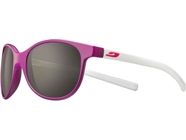 Julbo Lizzy Spectron 3 Sunglasses Kids, blanco/violeta